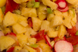 Food-Blog fotografieren