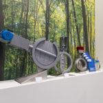 Exponate auf der Aluminium in Düsseldorf