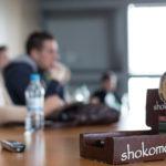 Der Shokomonk hilft bei der Konzentration auf die Session ...