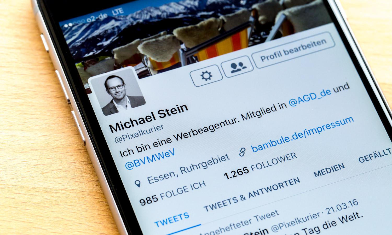 Twitter als Social-Media-Plattform für Unternehmen und Freiberufler