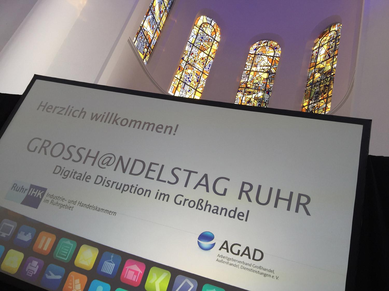 Tolle Location Kreuzeskirche