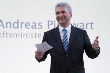 Andreas Pinkwart, Minister für Wirtschaft, Innovation, Digitalisierung und Energie des Landes Nordrhein-Westfalen