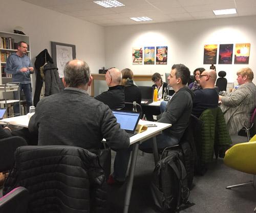 MediaLAB.NRW Workshop
