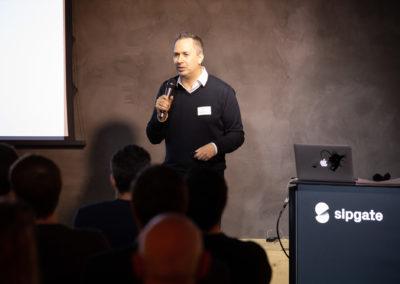 Tom Alby - Web Analytics Wednesday Düsseldorf