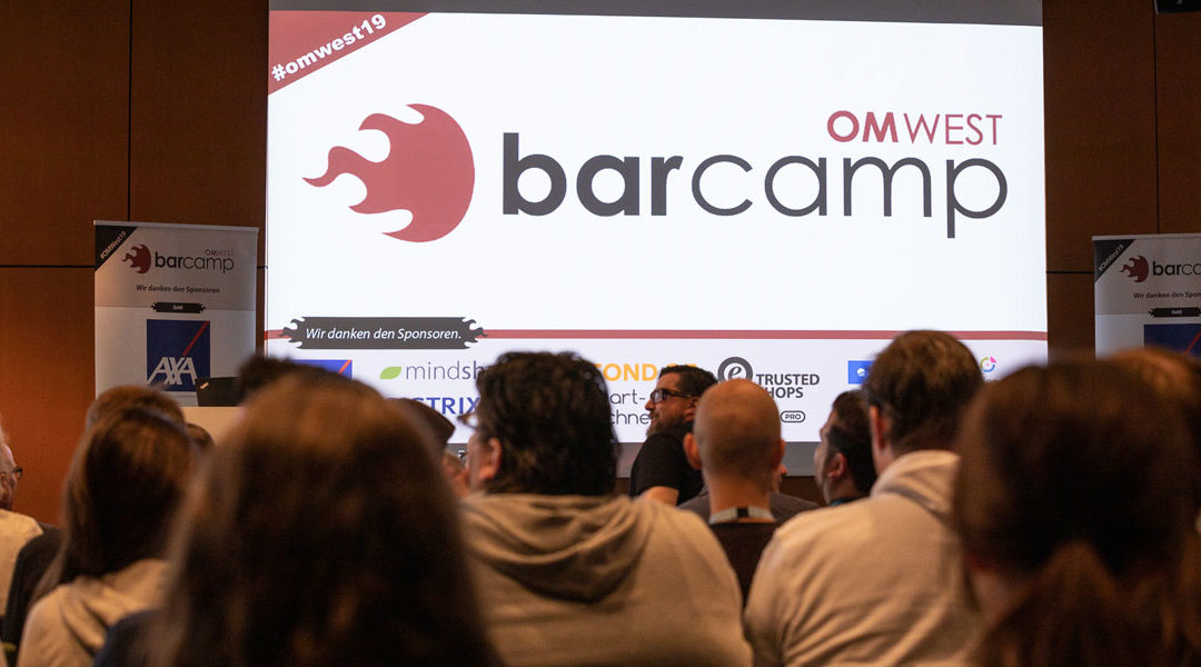 OMWest: Das Onlinemarketing-Barcamp in Bildern