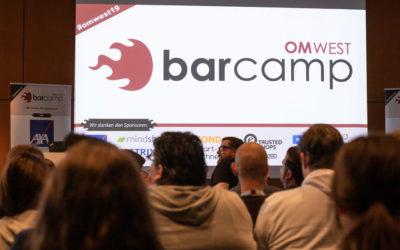 OMWest: Das Onlinemarketing-Barcamp in Bildern