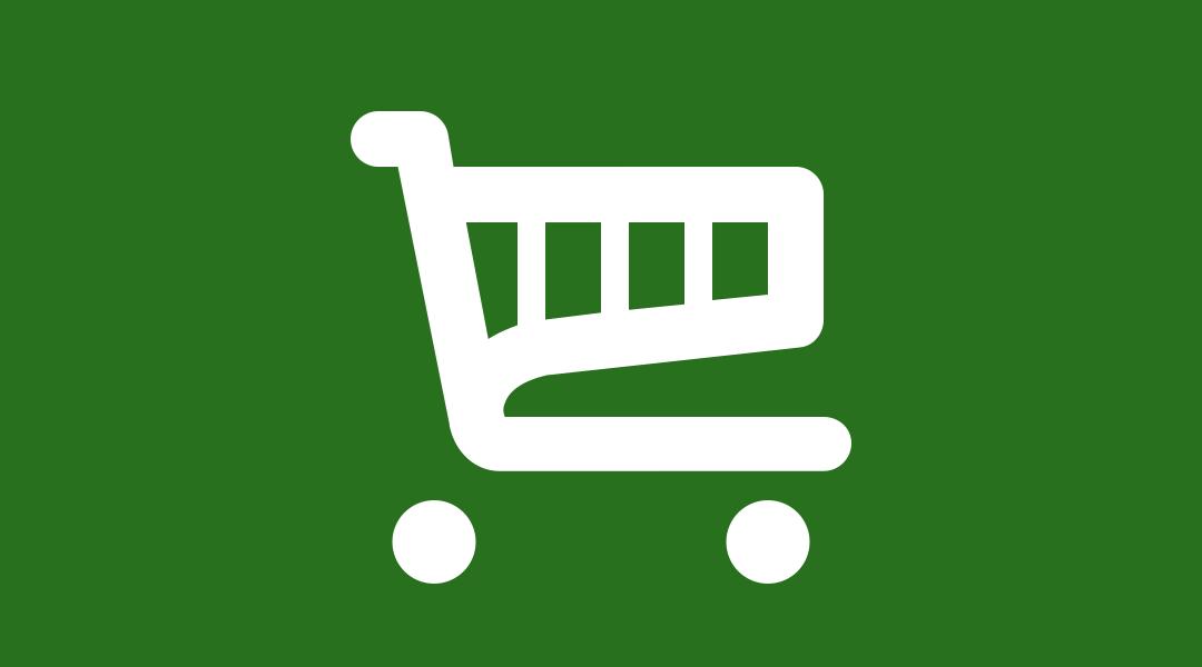 Warenkorb-Icon