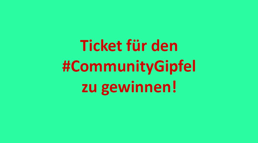 CommunityGipfel
