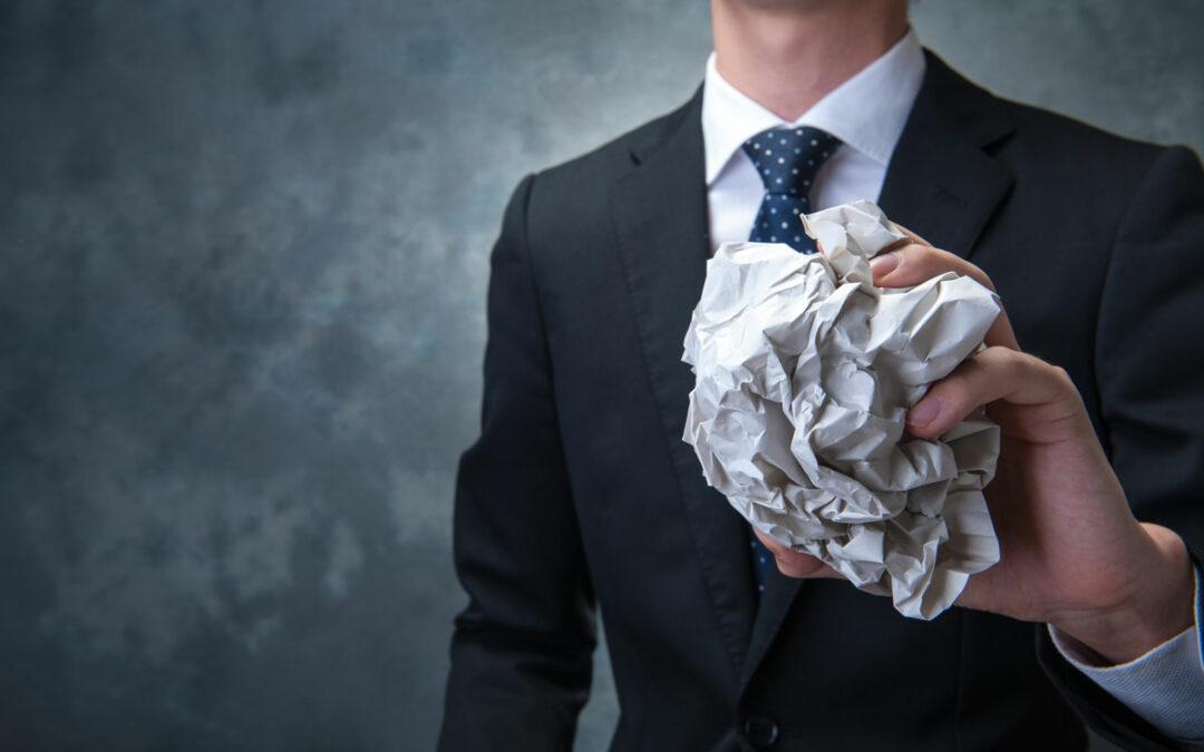 PR für die Tonne: Warum Pressemitteilungen im Papierkorb landen