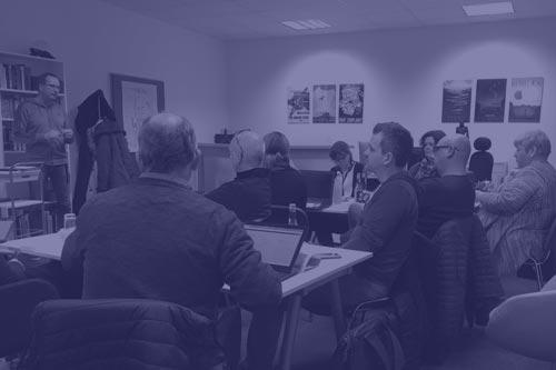 Workshop zum Thema Datenschutz